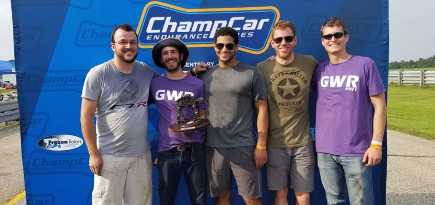 GWR Takes 1st and 3rd at Gingerman Raceway