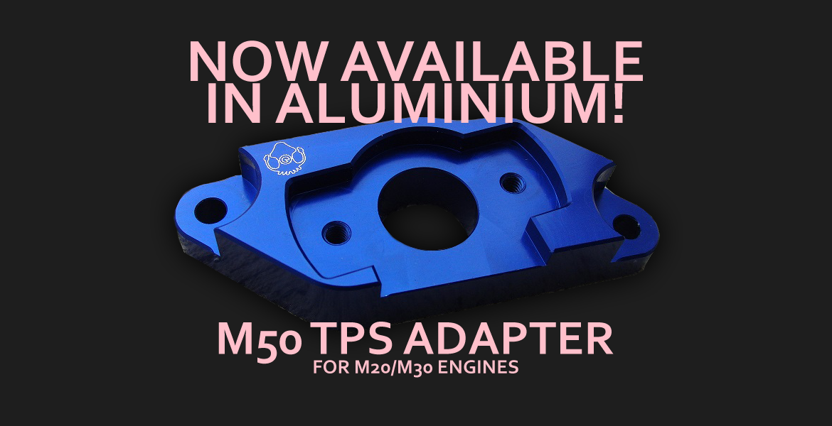 m50 tps adapter